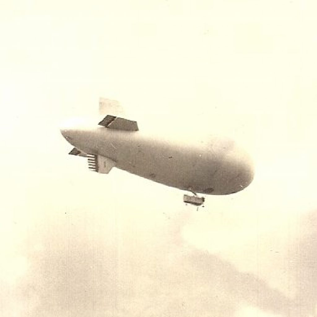 IT'S A BLIMP!