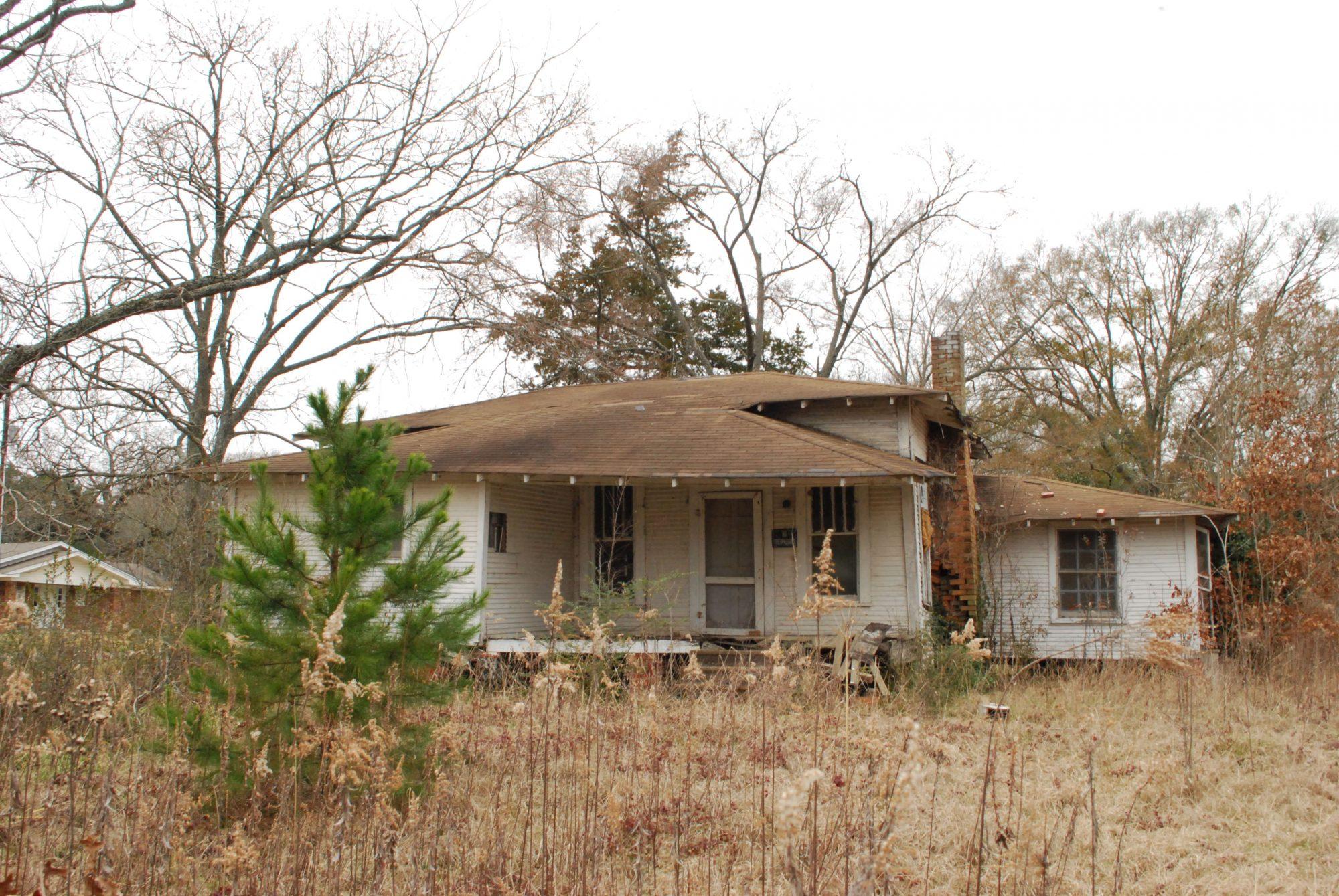 Jim Crawford House
